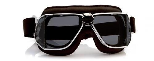"NANNINI Goggles - ""Custom"" - chrome-grey"