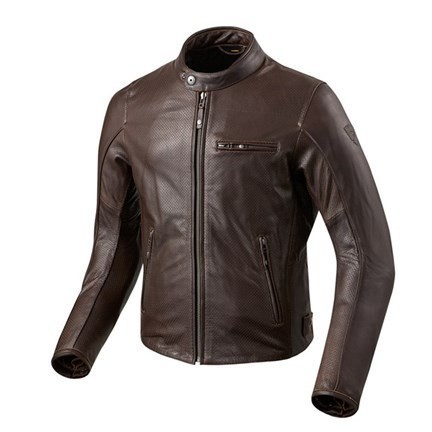 "REV'IT Jacket - ""Flatbush Air Vintage"" - brown"