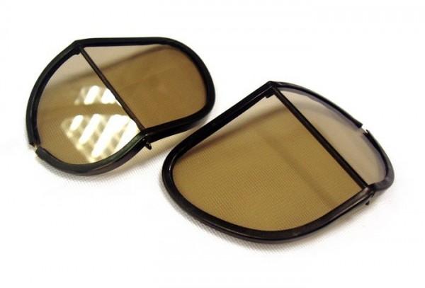 "HALCYON Lenses - ""Split Lens"" - dark tinted"