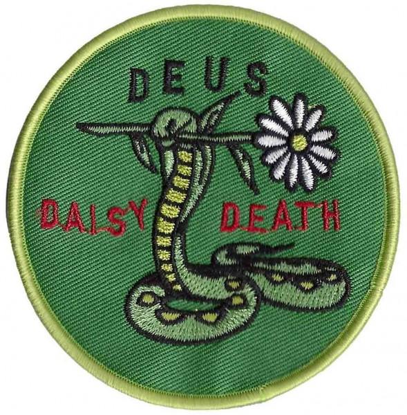 "DEUS EX MACHINA Patch - ""Daisy Death"""