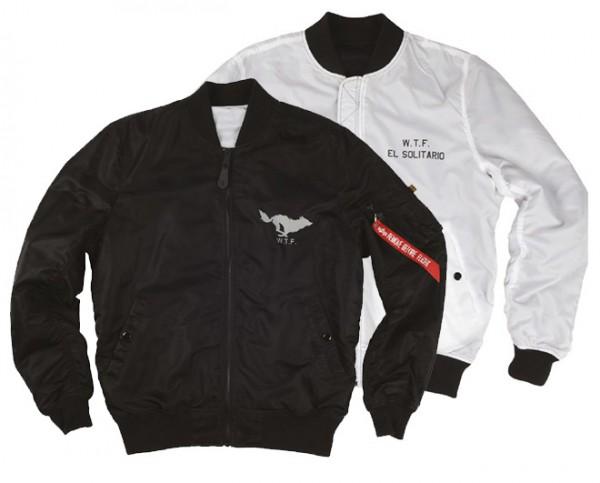 El Solitario Alpha Wolf Jacket