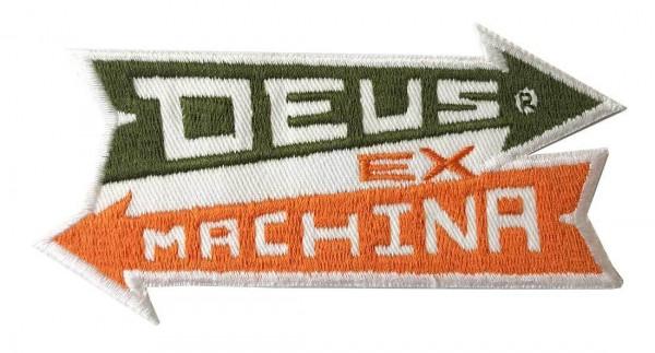 """DEUS EX MACHINA Patch - """"Arrows"""""""