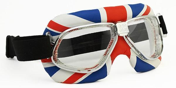 "NANNINI - ""Cruiser Flag UK"" - transparent"