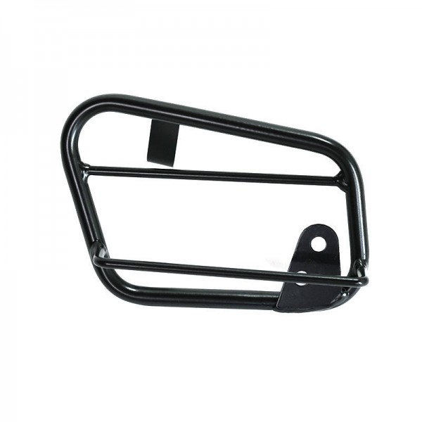 """UNITGARAGE - """"Side Luggage Rack with Passenger Grip"""" for Ducati"""