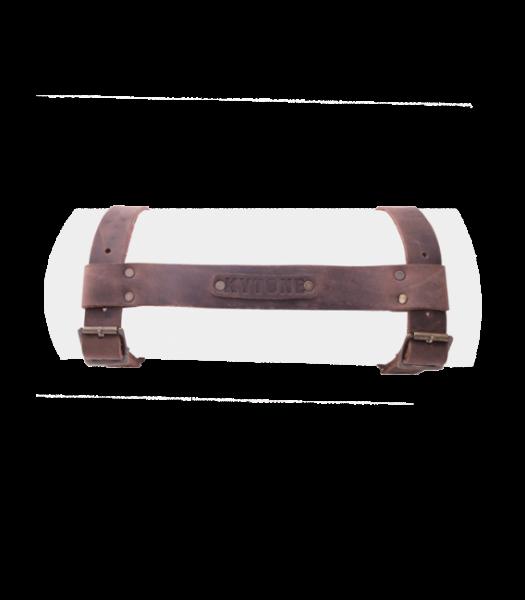 "KYTONE - ""Leather Strap"" - brown"