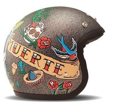 "DMD Vintage - ""Romeo"" - jet helmet - ECE"