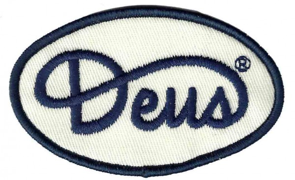 "DEUS EX MACHINA Patch - ""Patch Logo"""