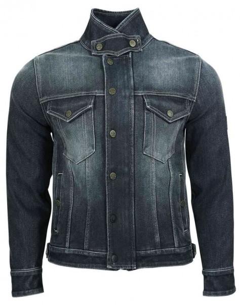 "ROKKER Jacket - ""Rokkertech Rider Jacket"" - greyish blue"