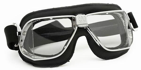 """NANNINI Goggles - """"Custom"""" - chrome-transparent"""