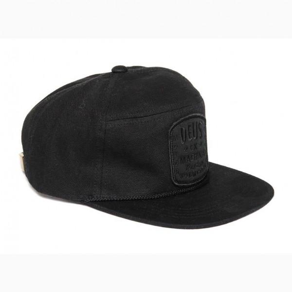 """DEUS EX MACHINA Hat - """"Jose"""" - black"""
