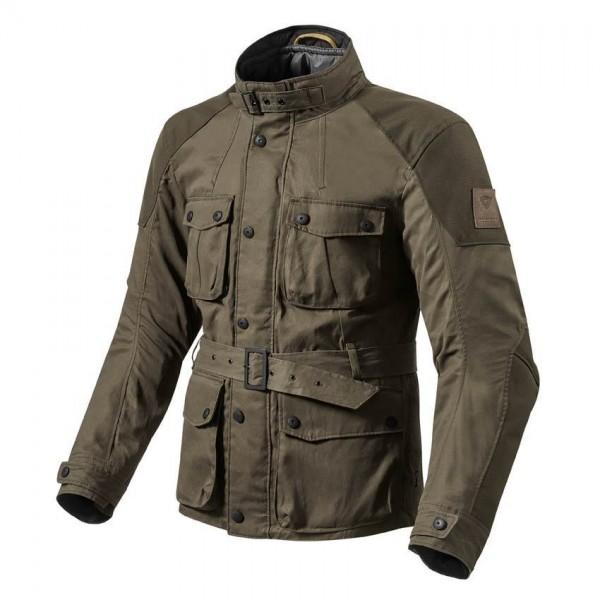 "REV'IT Jacket - ""Zircon"" - dark green"