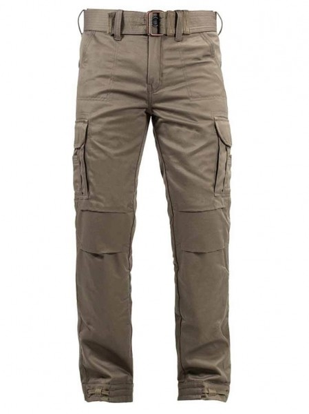 "JOHN DOE Cargo Pants - ""Regular Cargo"" - camel"