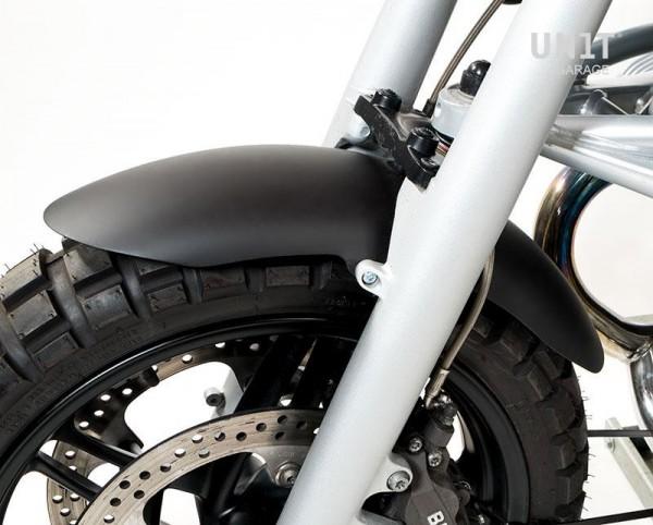 """UNITGARAGE - """"Front Fender MB"""" for BMW - matt black"""