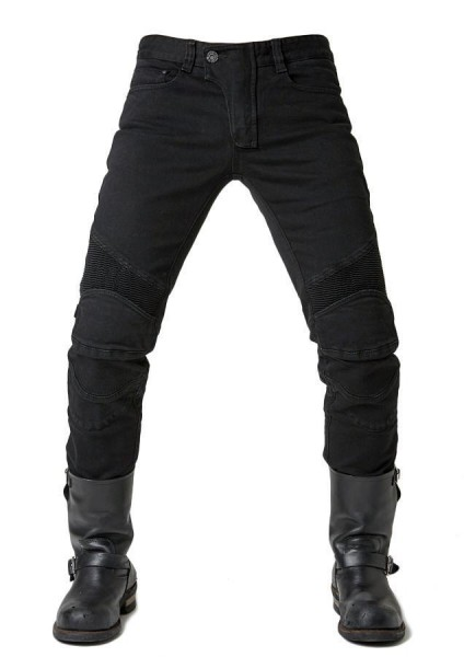 """uglyBROS Jeans - """"Featherbed"""" - black"""