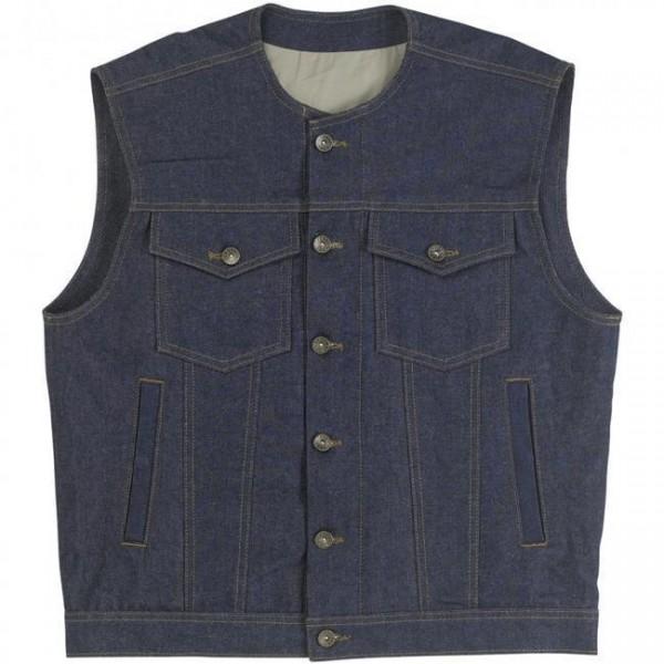 "BILTWELL Vest - ""Prime Cut"" - indigo"