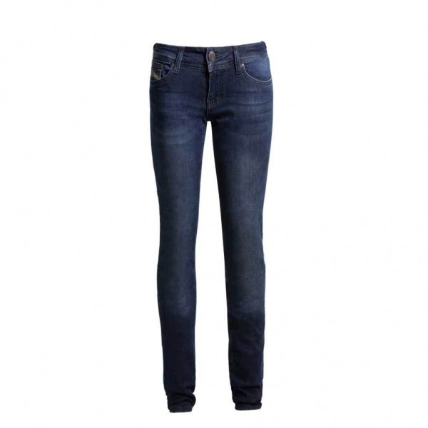 "JOHN DOE Women's Kevlar Jeans - ""High Waist Betty""- indigo"