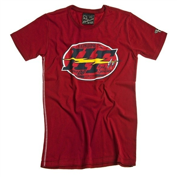"""HOLY FREEDOM T-Shirt - """"HF Red"""" - red"""