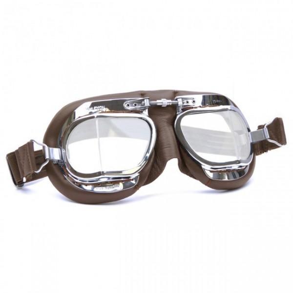 "HALCYON Goggles - ""Mark 49 Compact"" - brown"