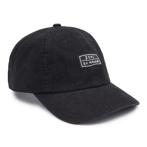 """DEUS EX MACHINA Hat - """"Cas Cap"""" - black"""