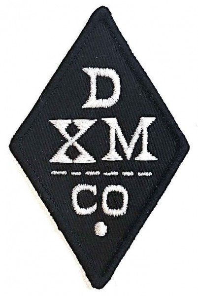 "DEUS EX MACHINA Patch - ""DXM CO."""