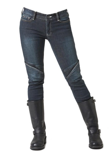 """uglyBROS Women's Jeans - """"Aegis-K"""" - blue"""