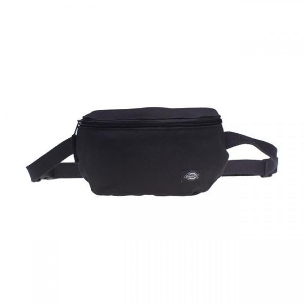 """DICKIES - """"Strasburg Bum Bag"""" - black"""