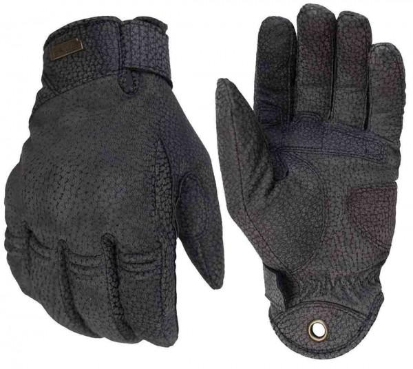"ESKA Gloves - ""Silky"" - black graphite"