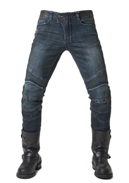 """uglyBROS Jeans - """"Featherbed Dirty"""" - blue"""