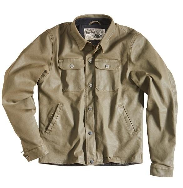 """ROKKER Jacket - """"Rokkertech Jacket"""" - olive"""