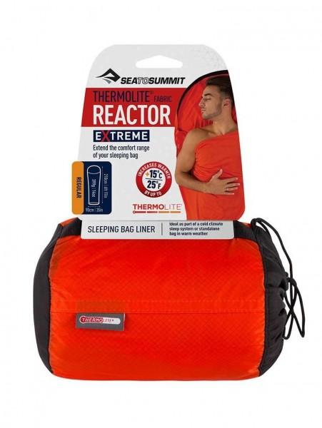 "SEA TO SUMMIT Sleeping Bag Liner - ""Thermolite Reactor Extreme R"""