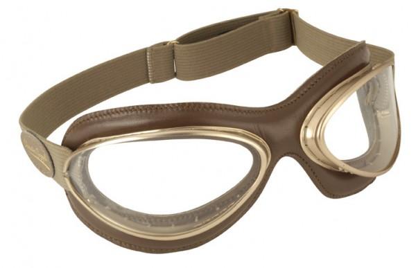 AVIATOR Goggles Mod 4602 MCD brown gold