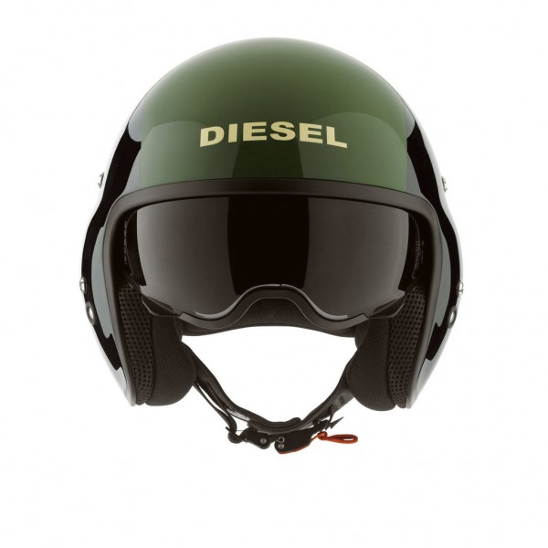 DIESEL Hi-Jack by AGV - black-green