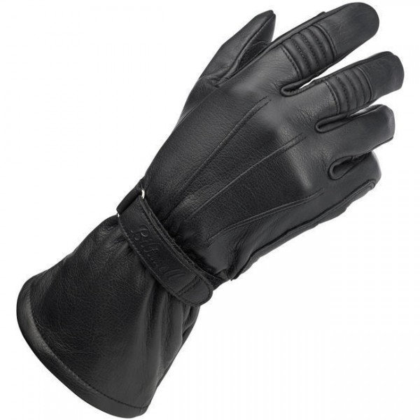 "BILTWELL Gloves - ""Gauntlet"" - black"