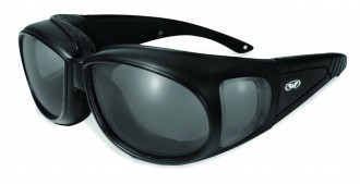 """GLOBAL VISION - """"Outfitter"""" - goggles for eyeglass wearers"""