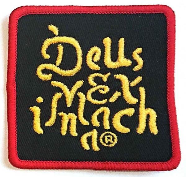 """DEUS EX MACHINA Patch - """"Black Square"""""""