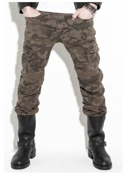 uglyBROS - Motorpool Camo - men's motorcycle jeans