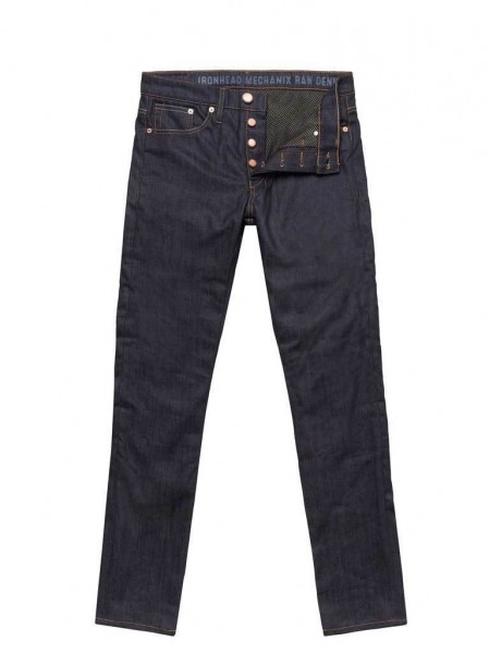 "JOHN DOE Jeans - ""Ironhead Mechanix Raw"" - blue"