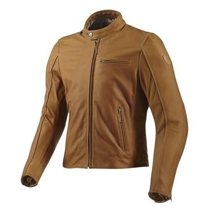 """REV'IT Jacket - """"Flatbush"""" - camel"""