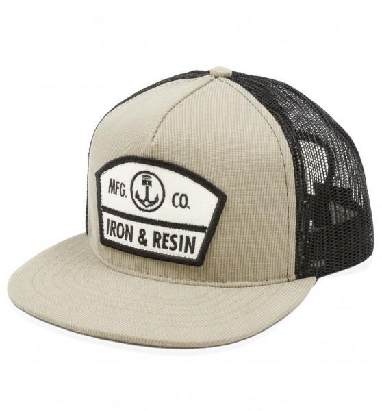 "IRON & RESIN Hat - ""Randall"" - khaki"