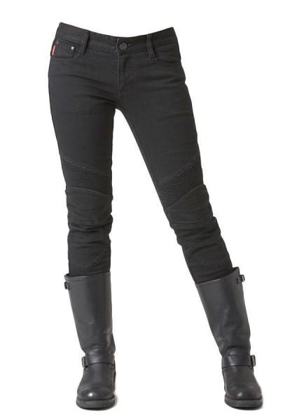 """uglyBROS Women's Jeans - """"Twiggy"""" - black"""