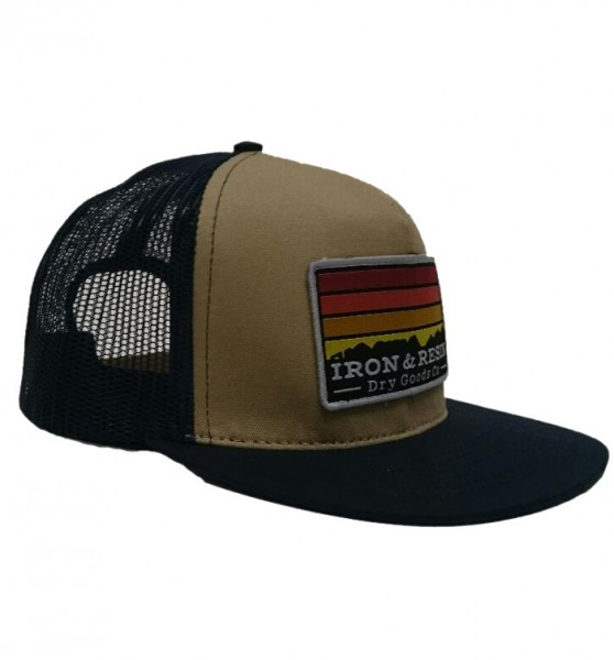 "IRON & RESIN Hat - ""Horizon"" - navy"