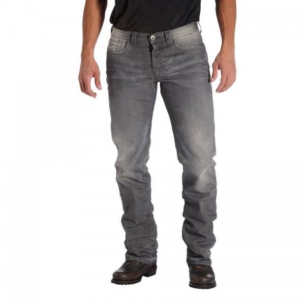 "ROKKER Jeans - ""Rebel Grey"" - Dynatec, grey"