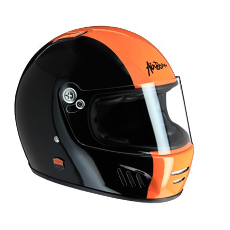 """AIRBORN Full Ride - """"Black & Orange"""" - ECE"""