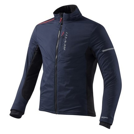 "REV'IT Jacket - ""Climate Polartec®"" - blue"