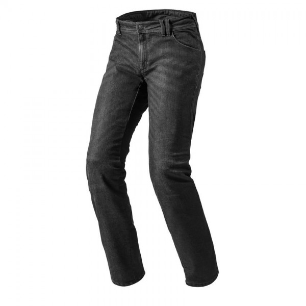 "REV'IT Jeans - ""Orlando H2O"" - waterproof black"