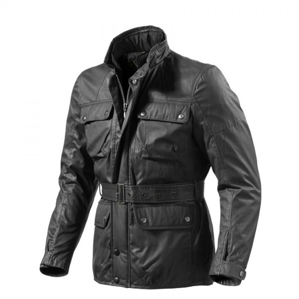 "REV'IT Jacket - ""Melville"" - black"