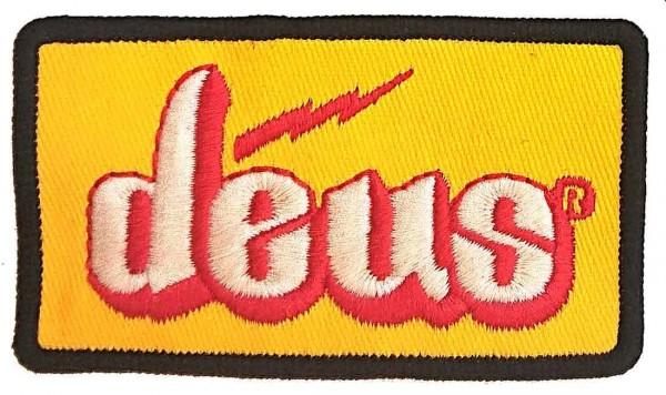"""DEUS EX MACHINA Patch - """"Red Bolt"""""""