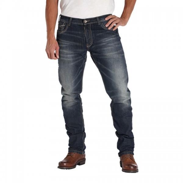 "ROKKER Jeans - ""Red Selvage Slim"" - blue"