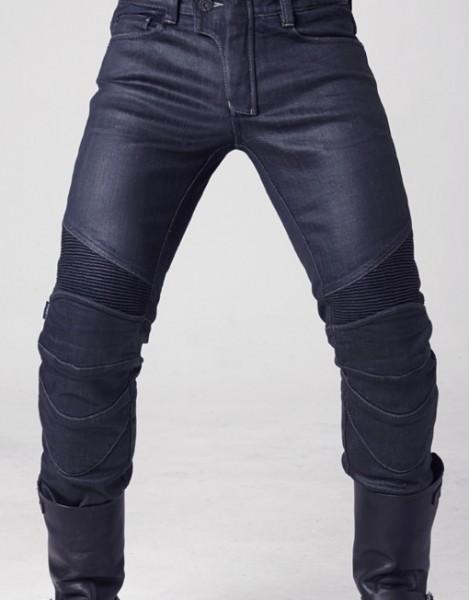 "uglyBROS Jeans - ""Triton"" - blue coated"