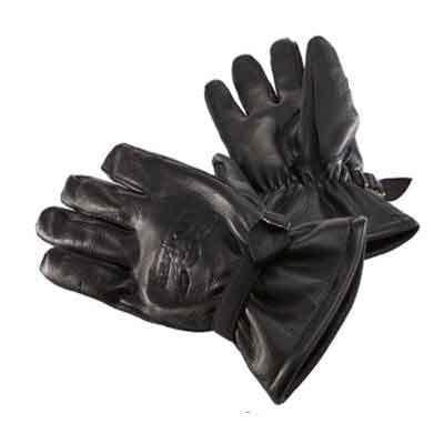 """ROKKER Gloves - """"California Light"""" - black"""